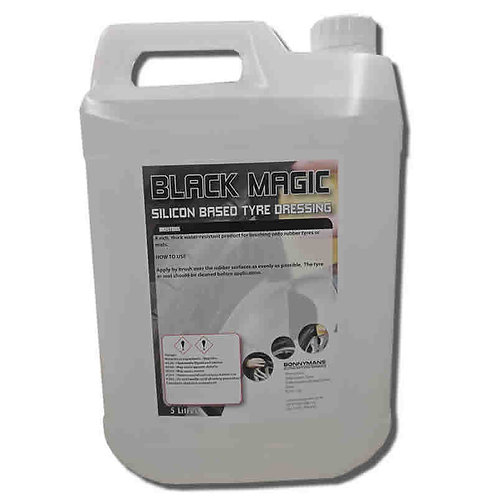 Black Magic - Silicone Tyre Dressing /Tyre Sheen