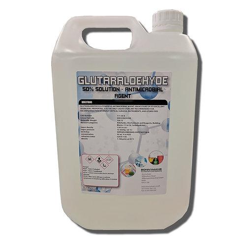 GLUTARALDEHYDE -50% Solution
