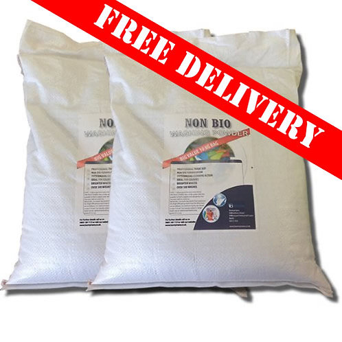 Special Offer - 2 x 10kg Washing Powder - FREE DELIVERY
