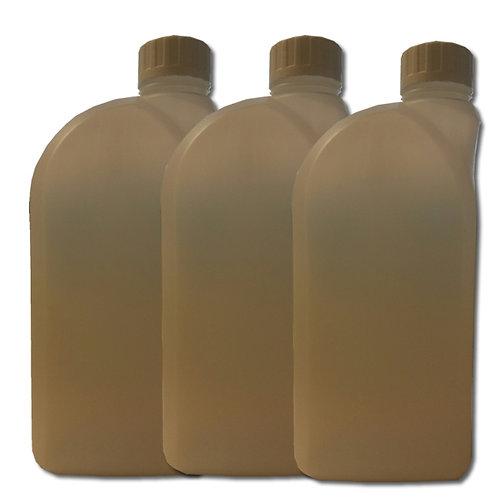 1 litre Natural Contour Container