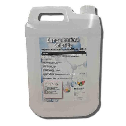 Biocide - Softwash Biocide - BAC 50, Benzalkonium chloride, biocide