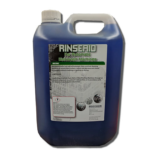 Machine Rinseaid - For Automatic Dishwashing Machines