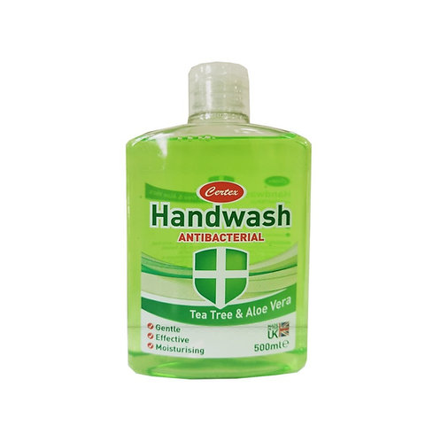Certex - Anti-bacterial Hand Wash 500ml Bottle - VArious Scents