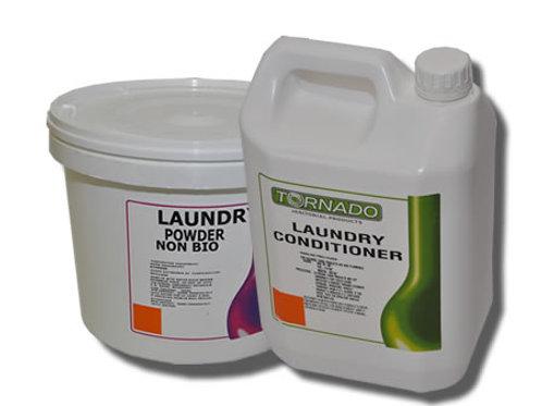 Laundry Pack - Washing Powder & Fabric Softener