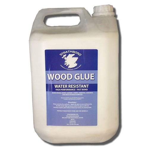 Strathbond - Water Resistant PVA Wood Glue