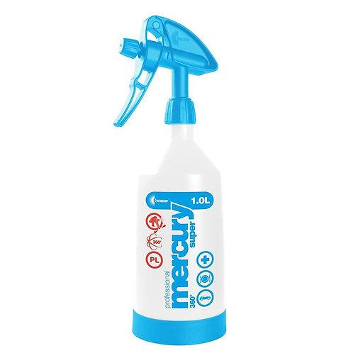 Kwazar Mercury Pro+ 1.0 litre Double-Action Trigger Spray