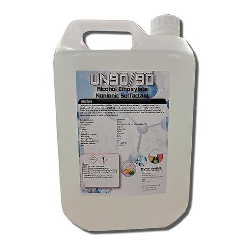 Alcohol ethoxylate - nonionic surfactant - UN 90/90