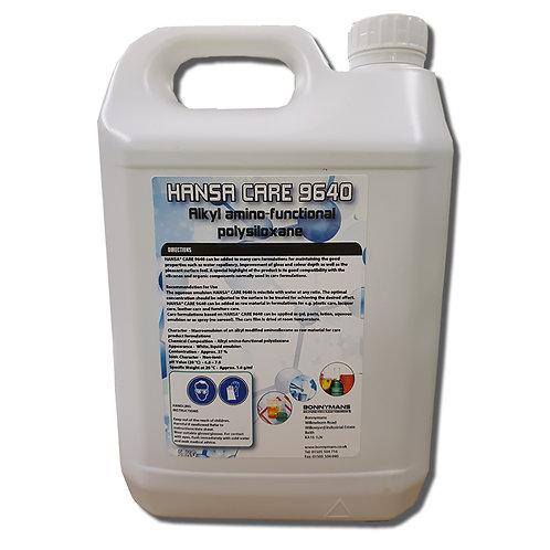 Hansa Care 9640 - Alkyl amino-functional polysiloxane