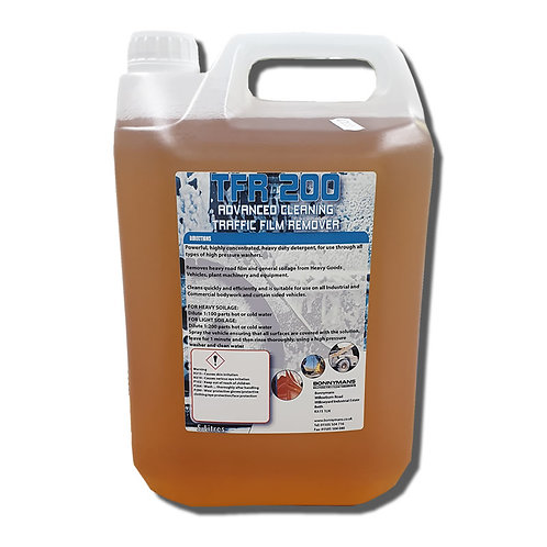 TFR 200 - Traffic Film Remover (Bactericidal)
