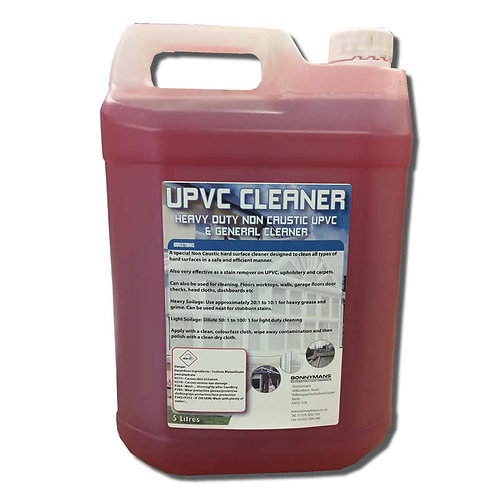UPVC Cleaner - Heavy Duty Non Caustic Cleaner