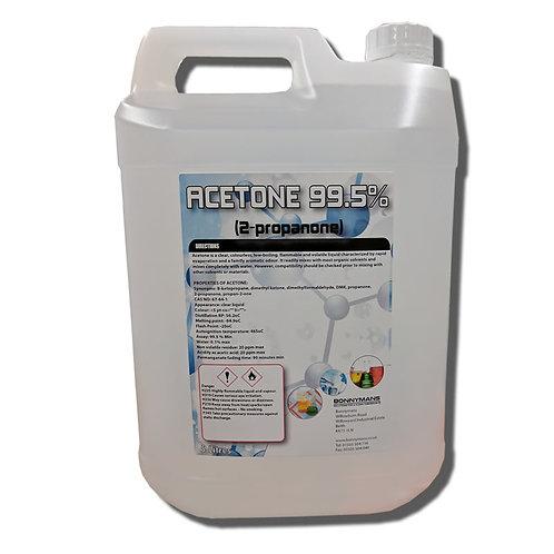 Pure Acetone 99.5%