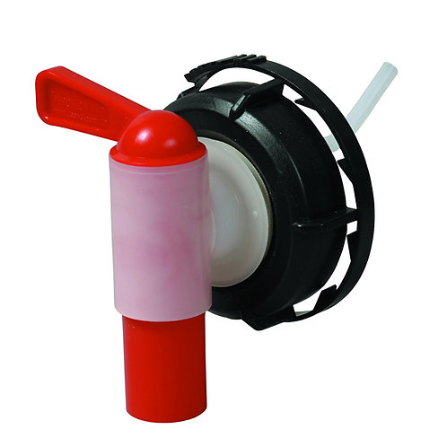 DRUM TAP - 25 LITRE CAN / JERRY CAN CAP TAP