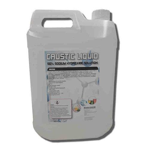 Caustic Liquid - 50%