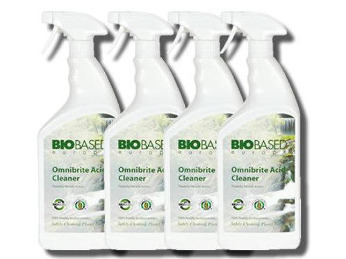 100% Bio Friendly - OmniBrite Acid Cleaner