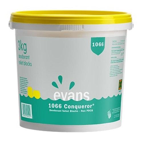 Evans 1066 Deodorant Toilet Blocks