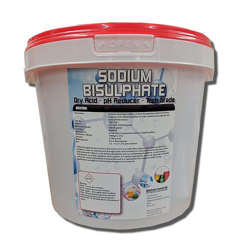 Sodium Bisulphate / bisulfate (Hydrogen Sulphate)