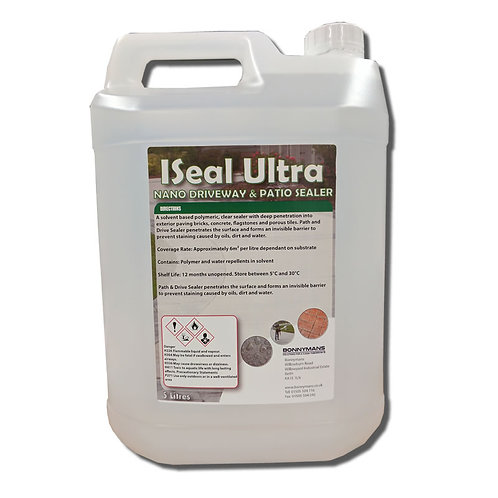 iSeal Ultra - Nano Driveway & Patio Sealer