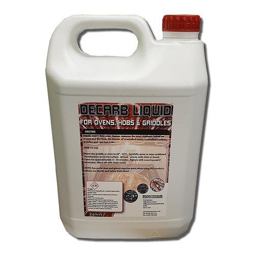 Oven Cleaner - Decarbonising Liquid