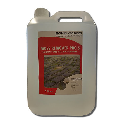 Moss Remover Pro 5 - 325 square metres