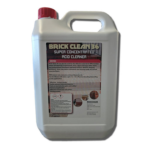Brick Clean 36 - Stone and Patio Cleaner - 15:1