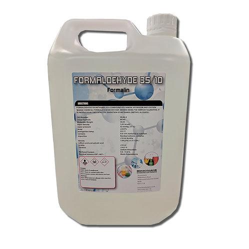 Formalin - Formaldehyde 35/10