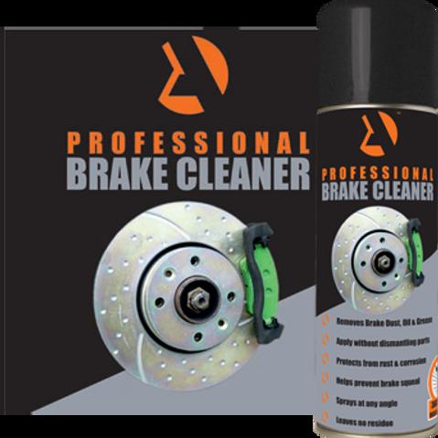 BRAKE CLEANER - High Pressure Brake & Clutch Cleaner