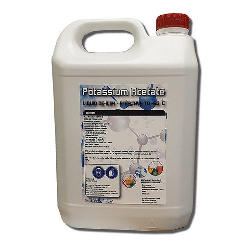 Potassium Acetate 50% - Runway De-Icer