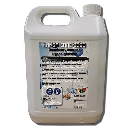 Hansa Care 2020 - Quaternary modified organo-siloxane