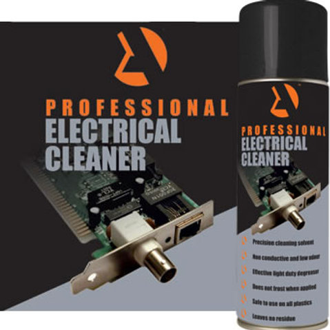 ELECTRICAL CLEANER - Precision cleaning solvent