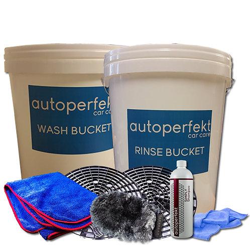 2 Bucket Wash Kit