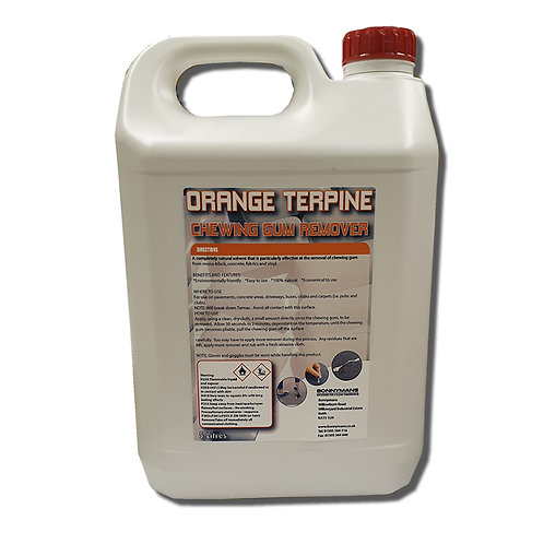 ORANGE TERPENE - Chewing Gum Remover