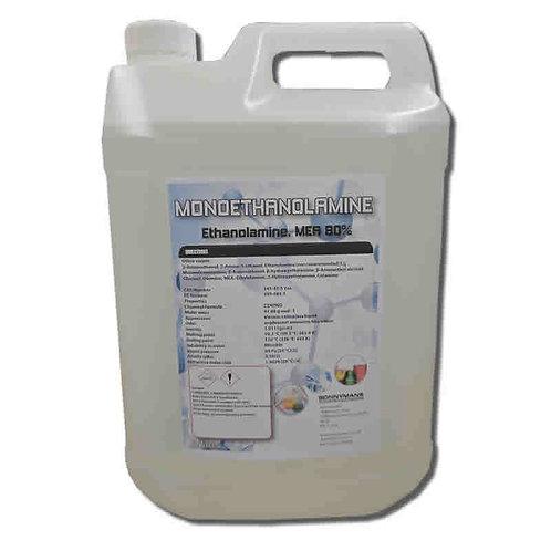 Monoethanolamine, Ethanolamine, MEA 90%