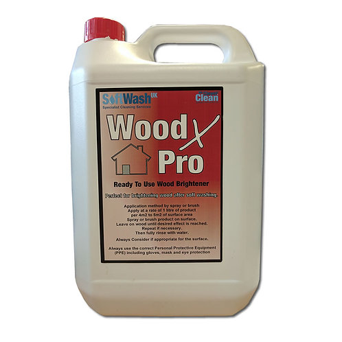 Wood X Pro Ready To Use Wood Brightener