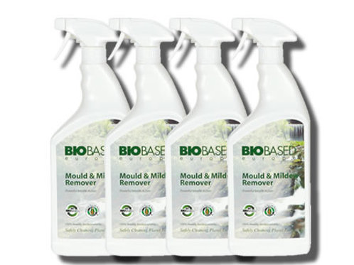 100% Bio Friendly Mould & Mildew Cleaner