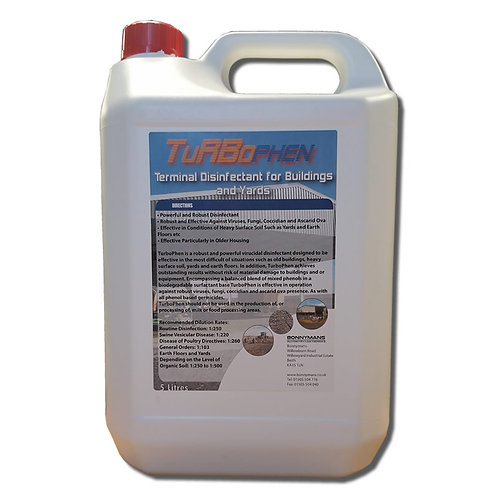 TurboPhen - for general use in animal production