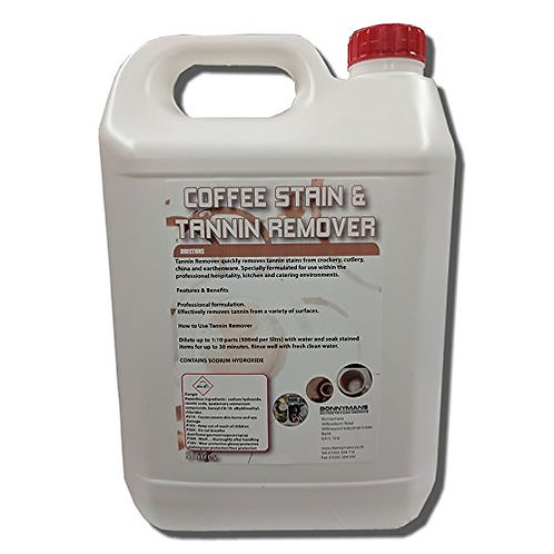 Destainer - Coffee Stain and Tannin Remover