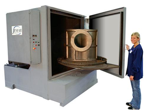 Heavy Duty Turntable Power Spray Parts Washers
