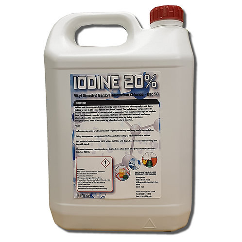Iodine - 20% Solution