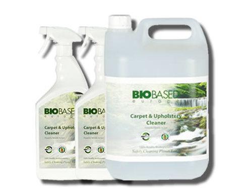 100% Bio friendly Carpet & Upholstery Cleaner