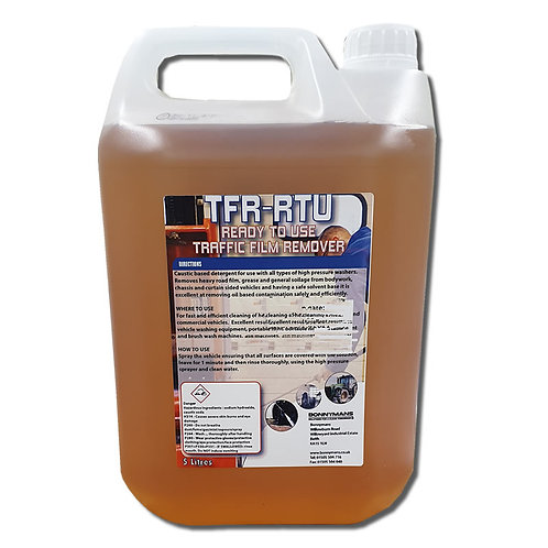 TFR READY TO USE -Traffic Film Remover
