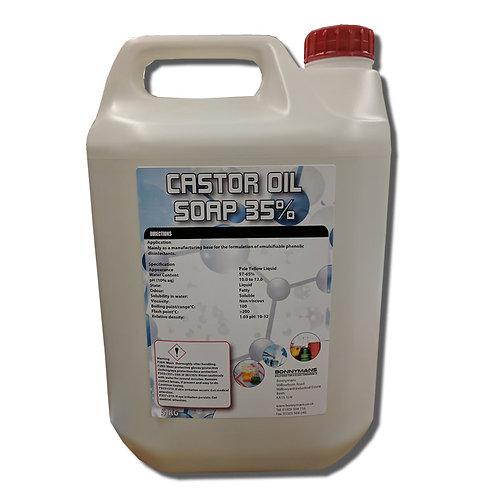 Castor Oil Soap - 35%