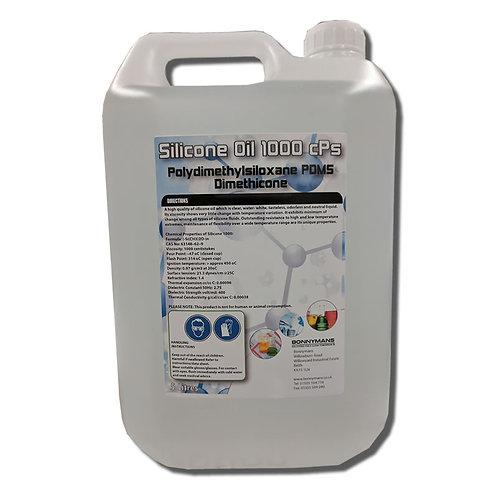 Polydimethylsiloxane (PDMS) - Dimethicone (1000 cs)
