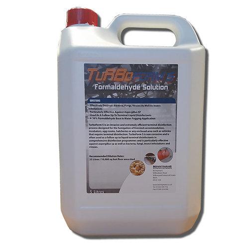 TurboForm S - Formaldehyde Solution