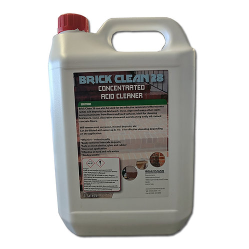Brick Clean 28 - Stone and Patio Cleaner - 10:1