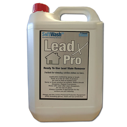 Lead X Pro Ready To Use Lead Stain Remover