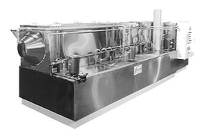 Rotary Drum Ultrasonic Cleaning Machine