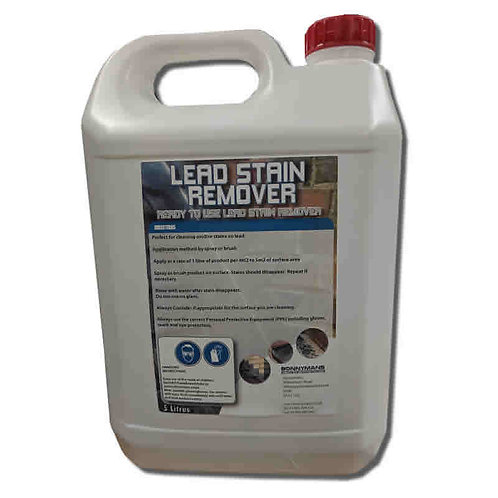 Soft Wash, Lead Stain Remover