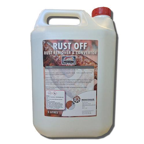 Rust Off, Phosphoric Acid, Rust Remover and Descaler
