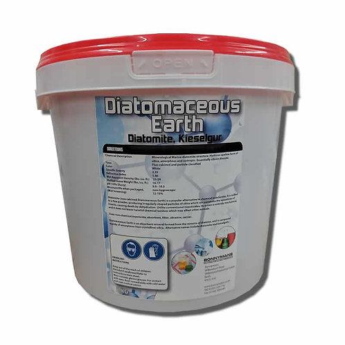 Diatomaceous Earth, Diatomite, Kieselgur