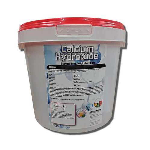 Calcium Hydroxide - Hydrated Lime